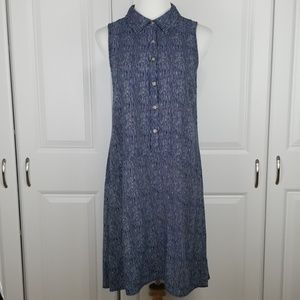 Wild Blue Sadie Robertson rayon dress sleeveless